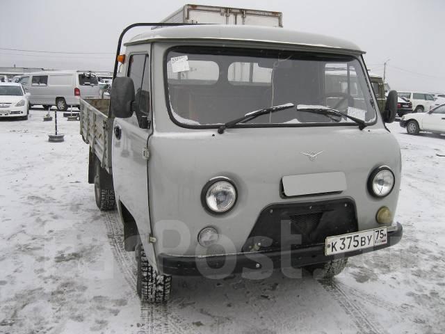 УАЗ. Бортовой 2010, 2 900 куб. см., 1 500 кг.