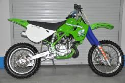 Kawasaki KX 80. 80 куб. см., исправен, без птс, без пробега