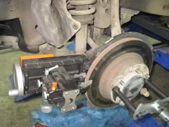 Проточка тормозных дисков, замена тормозных колодок во Владивостоке
