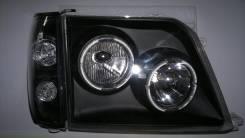 Комплект фар TY868-B1OHW Toyota Land Cruiser Prado 1996-2002