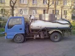 Услуги ассенизатора 3 куба. вывоз ЖБО