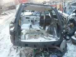 Задняя часть автомобиля. Nissan Wingroad, NY12 Двигатель HR15DE