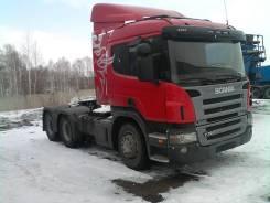 Scania. P380, 2008, 12 000куб. см., 30 000кг., 6x4