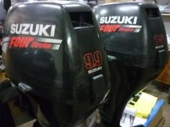 Suzuki. 10,00л.с., 4х тактный, бензин, нога S (381 мм), Год: 2006 год
