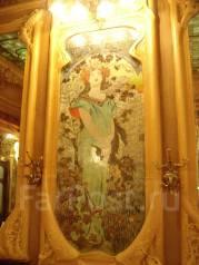 Роспись стен, фрески