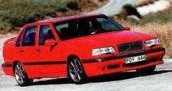 Бампер задний Volvo 850