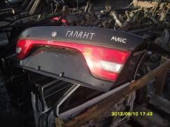 Крышка багажника. Mitsubishi Galant