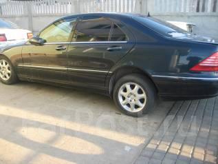 Mercedes-Benz S-Class. WDB220, 613960 113 632 137970