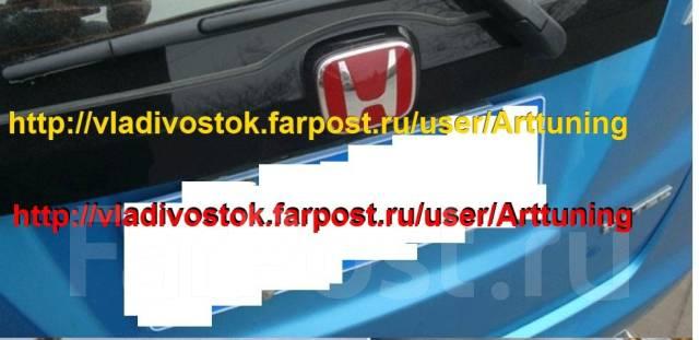 Дверь багажника. Honda Fit, DBA-GE7, DBA-GE6, DBA-GE9, DBA-GE8 Honda Stream, RN9, RN7, RN8, RN6 Honda Insight, DAA-ZE2 Honda Jazz Двигатели: L15A, L13...