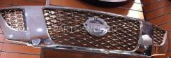 Решетка радиатора. Nissan Patrol, Y62 Двигатель VK56VD