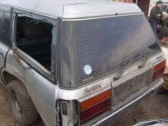 Бампер. Toyota Crown, 130