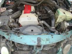 Двигатель Mercedes-Benz двс 111 compressor