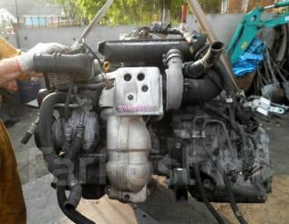 Двигатель в сборе. Toyota Caldina, ST215, ST215G, ST215W Двигатель 3SGTE