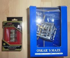 Головоломка Cast Nutcase и Oskar's Maze продам