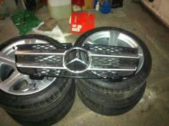 Решетка радиатора. Mercedes-Benz GL-Class, W164