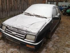 Капот. Ford Sierra
