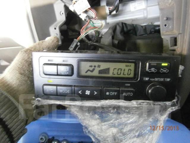 Блок управления климат-контролем. Toyota Ipsum, SXM15, SXM15G Двигатель 3SFE