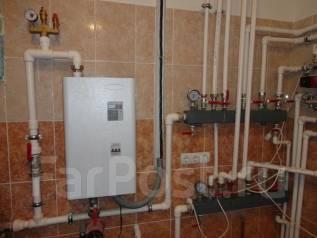 Техническое Обслуживание. Монтаж. Ремонт систем отопления, водоснабжения!