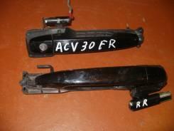 Ручка двери внешняя. Toyota Camry, ACV30, ACV30L