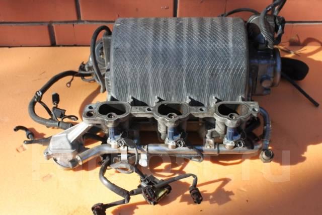 впускной коллектор 112 двигатель мерседес