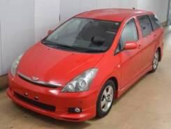 Капот. Toyota Wish, ZNE10G Двигатель 1ZZFE