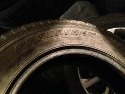 Dunlop Grandtrek SJ6. Зимние, без шипов, 2008 год, износ: 30%, 4 шт