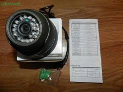 Антивандальная купольная камера видеонаблюдения 700 ТВЛ
