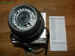 Антивандальная камера видеонаблюдения 700 ТВЛ вариофокал Распродажа. с объективом