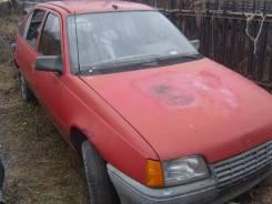 Стекло лобовое. Opel Kadett