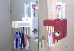 Дозаторы для зубной пасты.