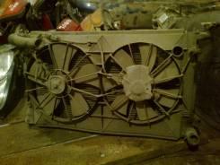 Радиатор охлаждения двигателя. Toyota Vista, SV50 Двигатели: 3SFE, 3SFSE, 3SGE, 3SGELU