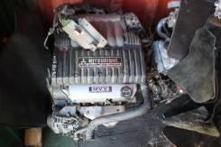 Двигатель в сборе. Mitsubishi Diamante, F31A Двигатель 6G73