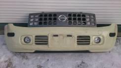 Бампер. Nissan Cube, BZ11