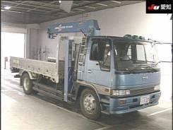 Hino Ranger. , 6 700 куб. см., 8 000 кг.