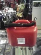 Канистра Пластиковая для топлива, с шлангом 5л