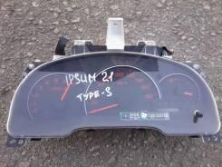 Панель приборов. Toyota Ipsum, ACM21 Двигатель 2AZFE