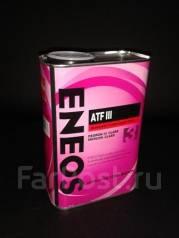 Eneos. Вязкость ATF 3