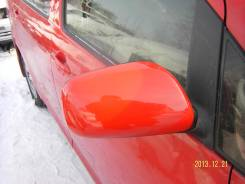 Зеркало заднего вида боковое. Toyota Wish, ZNE10G Двигатель 1ZZFE