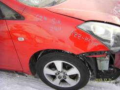 Крыло. Toyota Wish, ZNE10G Двигатель 1ZZFE