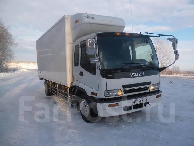 Isuzu Forward. Продам isuzu forvard, 7 800 куб. см., 8 000 кг.