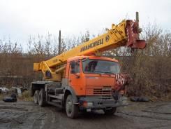 Клинцы КС-55713-1К. Автокран КС 55713-1К-1, 11 000 куб. см., 25 000 кг.