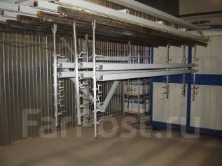 Изготовление металлических изделий (двери, ограждения и т. д).
