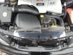 Планка радиатора. Lexus GS300, JZS160 Lexus GS430