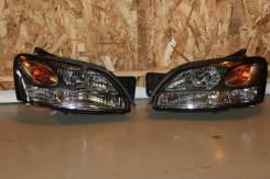 Фара. Subaru Legacy B4, BH5, BH9, BHC, BHCB5 Subaru Legacy, BHC, BH5, BHCB5AE, BH9 Двигатели: EJ20, EJ202