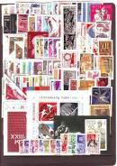 Годовой набор 1966 138 марок + 3 Блока чистый