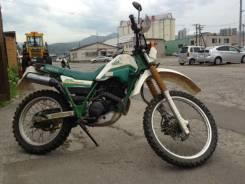 Yamaha XT 225. 223 куб. см., исправен, птс, без пробега