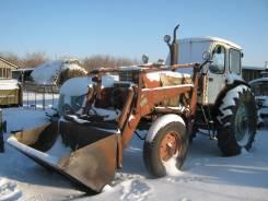 ЮМЗ. Продам трактор с куном в хорошем состонии