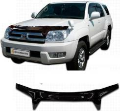 Дефлектор капота. Toyota Hilux Surf, 215
