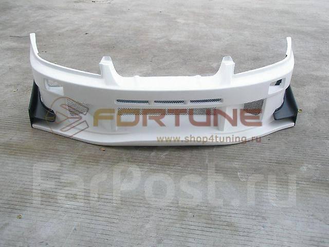 Обвес кузова аэродинамический. Nissan Skyline, BNR34, ENR34, ER34, HR34