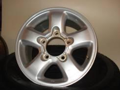 Toyota. 8.0x16, 5x150.00, ET60, ЦО 110,5мм.